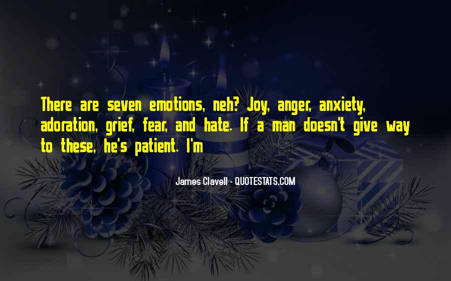 Quotes About Hate And Anger #721510