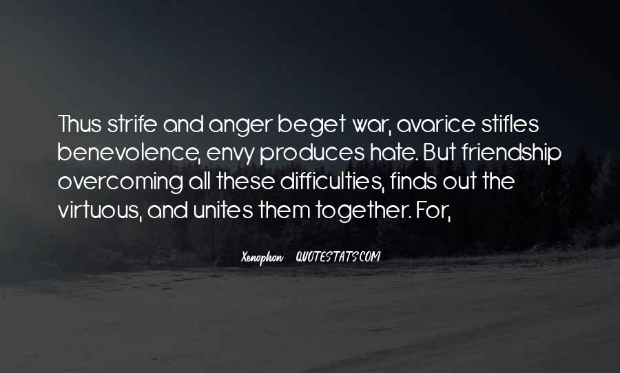 Quotes About Hate And Anger #761499