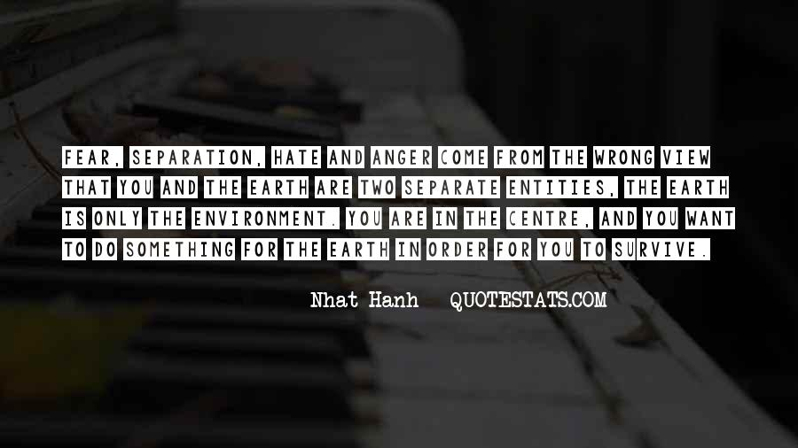 Quotes About Hate And Anger #816269