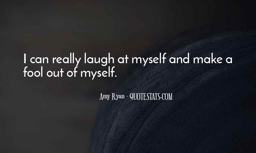 Fool Me No More Quotes #21370