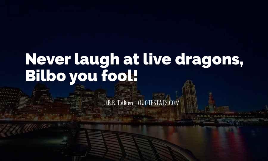 Fool Me No More Quotes #22586