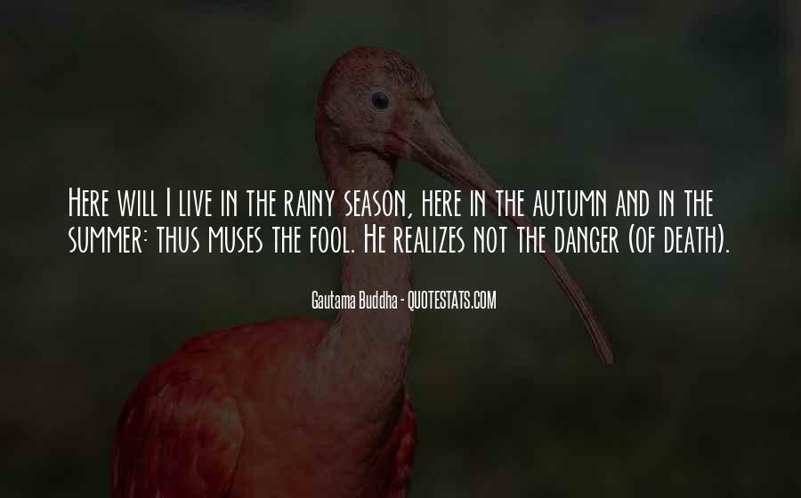 Fool Me No More Quotes #36394