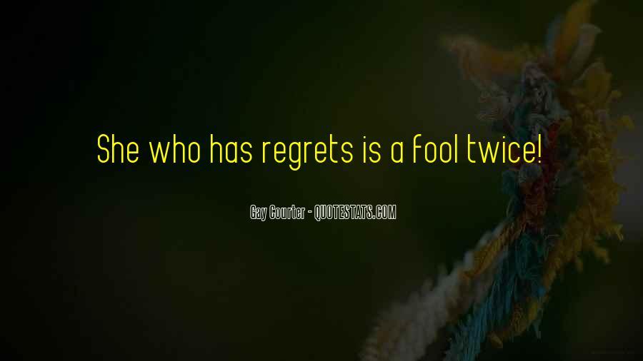 Fool Me Twice Quotes #1331193