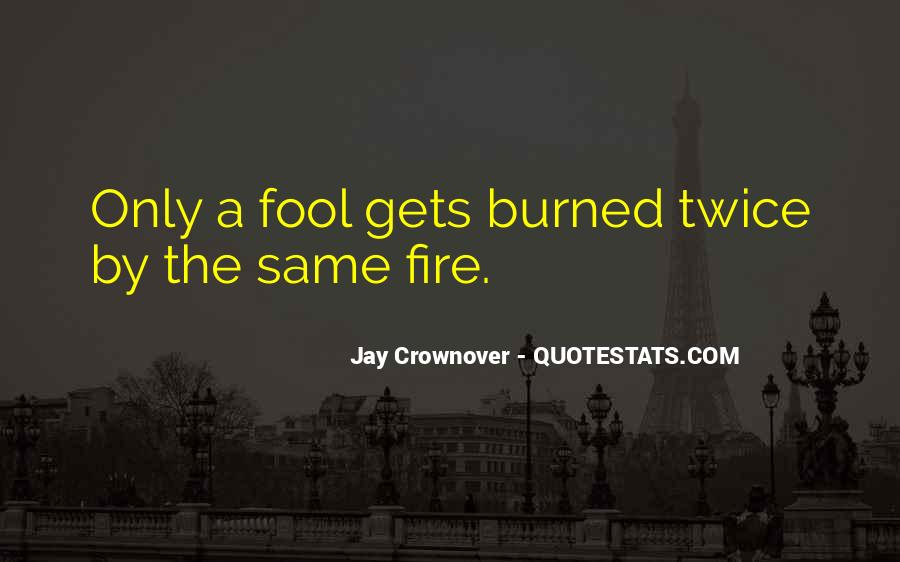 Fool Me Twice Quotes #1336323
