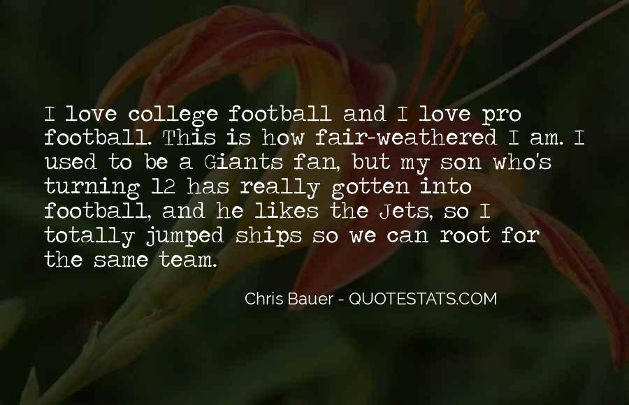 Football Giants Quotes #334190
