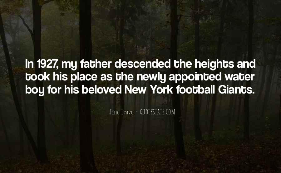 Football Giants Quotes #392560