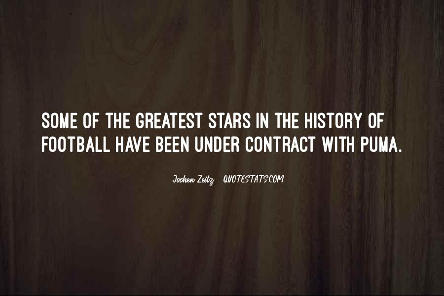 Football's Greatest Quotes #1168670
