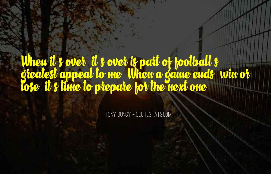 Football's Greatest Quotes #1207543