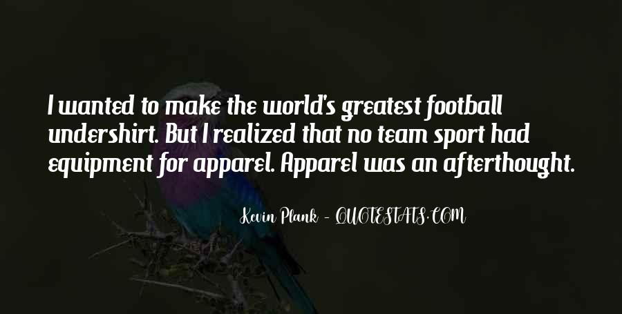 Football's Greatest Quotes #1522040