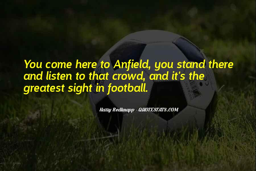 Football's Greatest Quotes #1538469