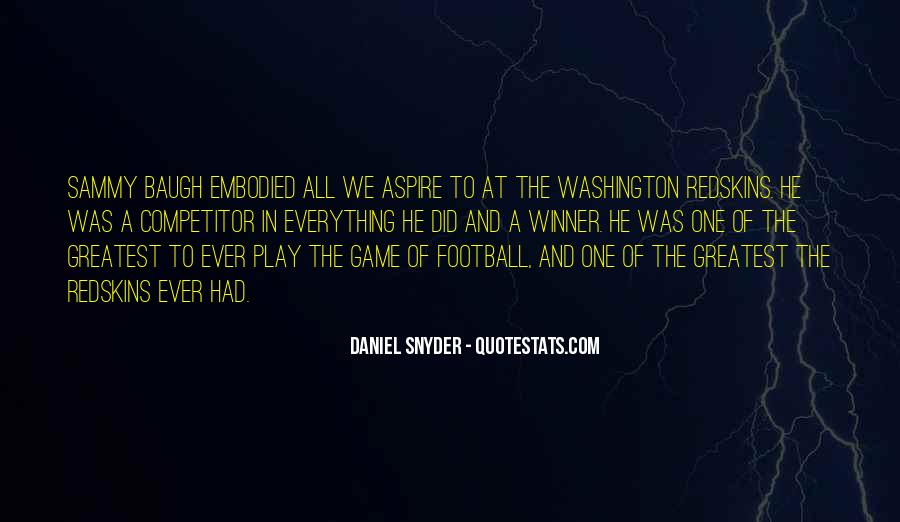 Football's Greatest Quotes #1708271
