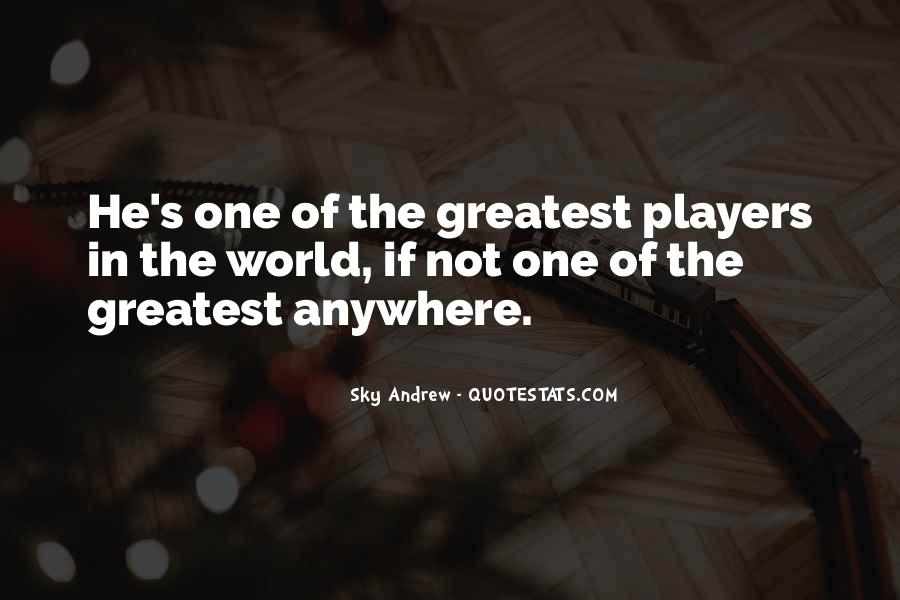Football's Greatest Quotes #507064
