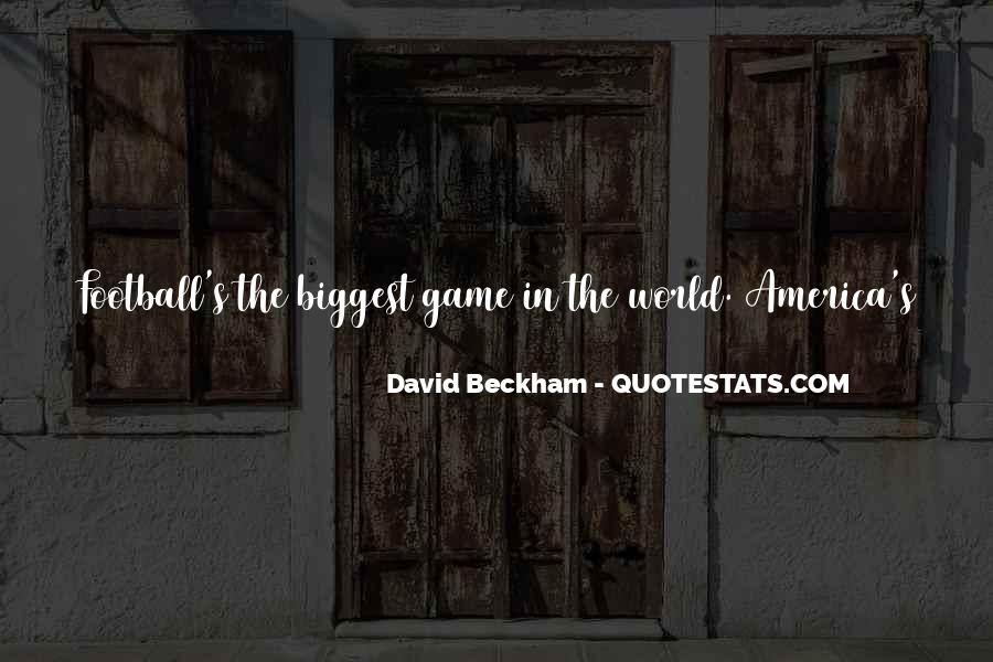 Football's Greatest Quotes #628522