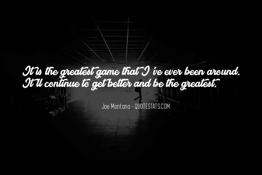 Football's Greatest Quotes #6988