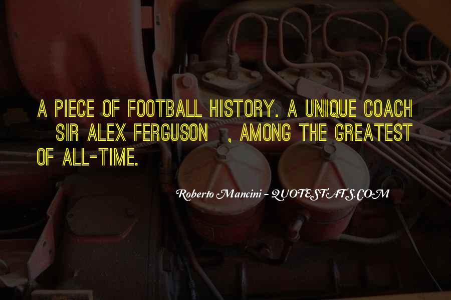 Football's Greatest Quotes #790341