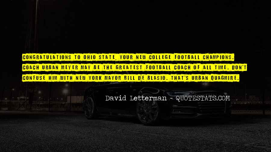 Football's Greatest Quotes #843693