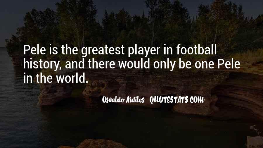 Football's Greatest Quotes #91922
