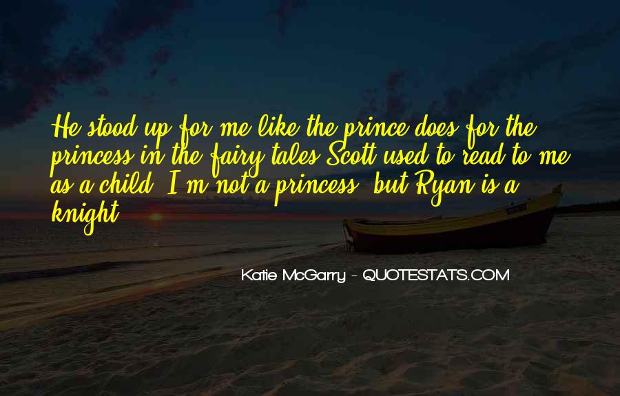 For A Princess Quotes #1002537