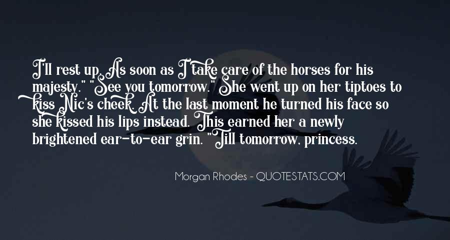 For A Princess Quotes #1217252