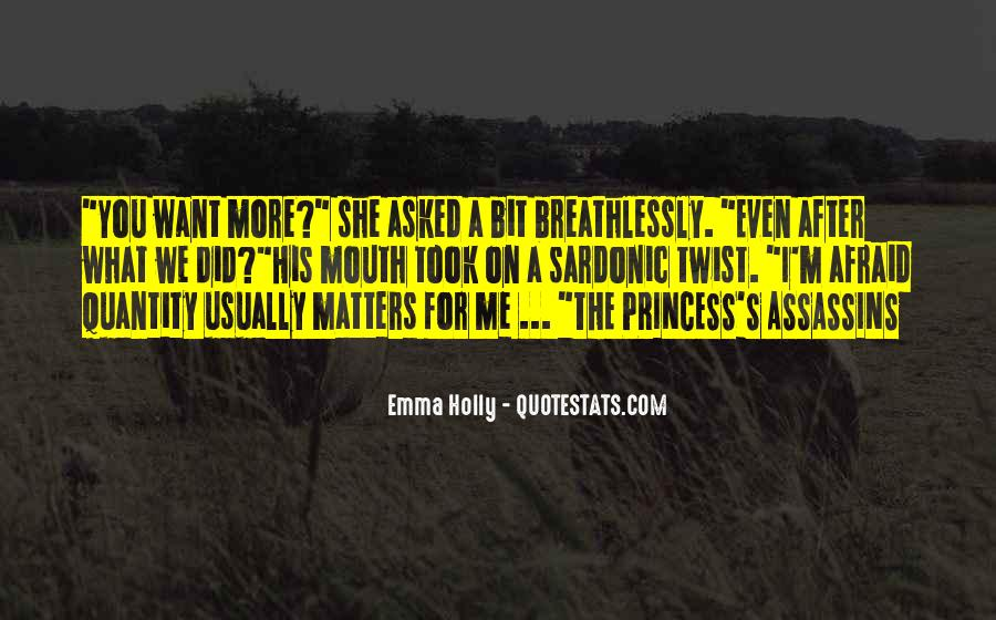 For A Princess Quotes #1231771
