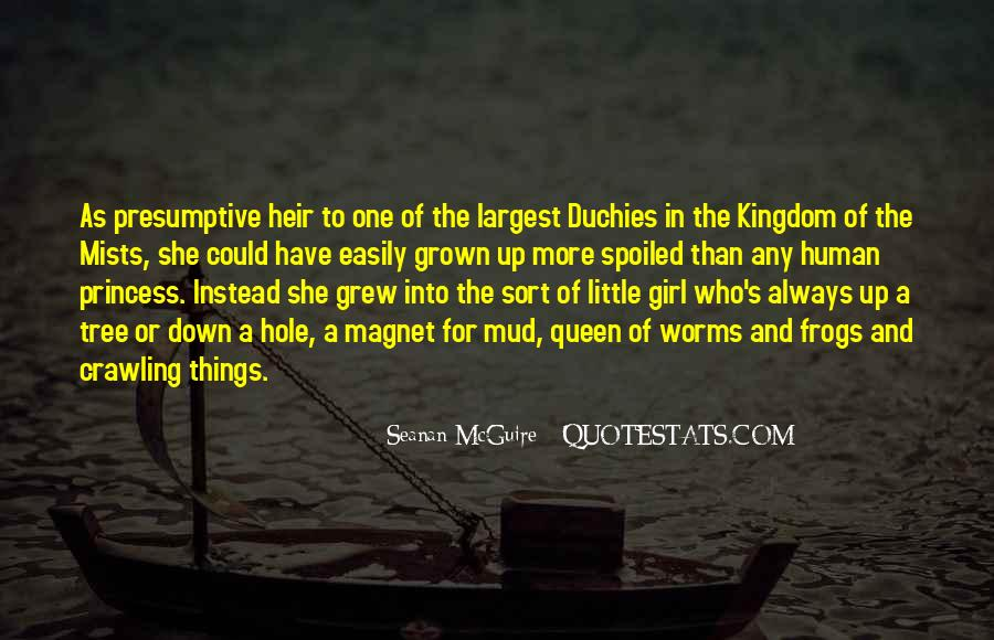 For A Princess Quotes #1253211