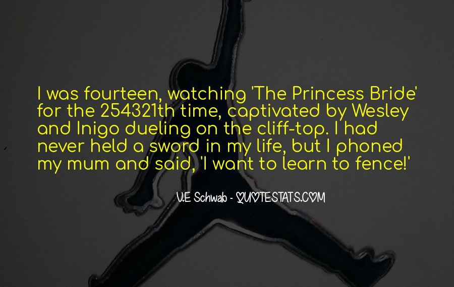 For A Princess Quotes #1270385