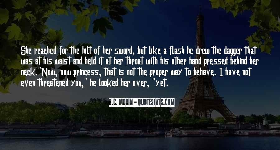 For A Princess Quotes #204200