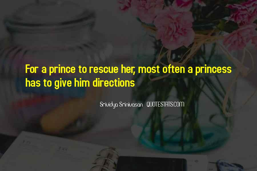 For A Princess Quotes #260779