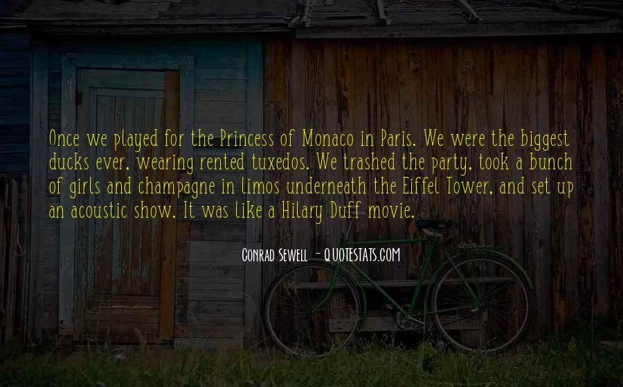 For A Princess Quotes #26529