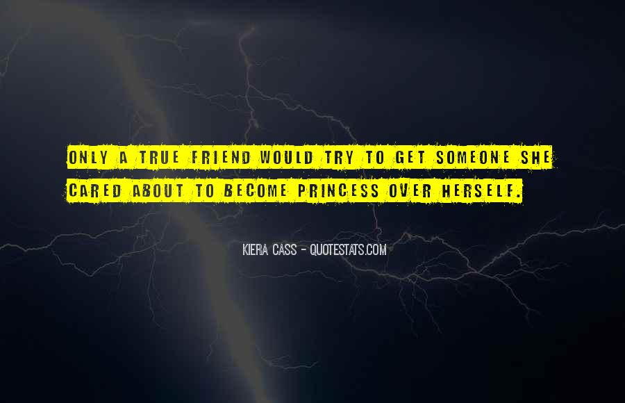 For A Princess Quotes #334787