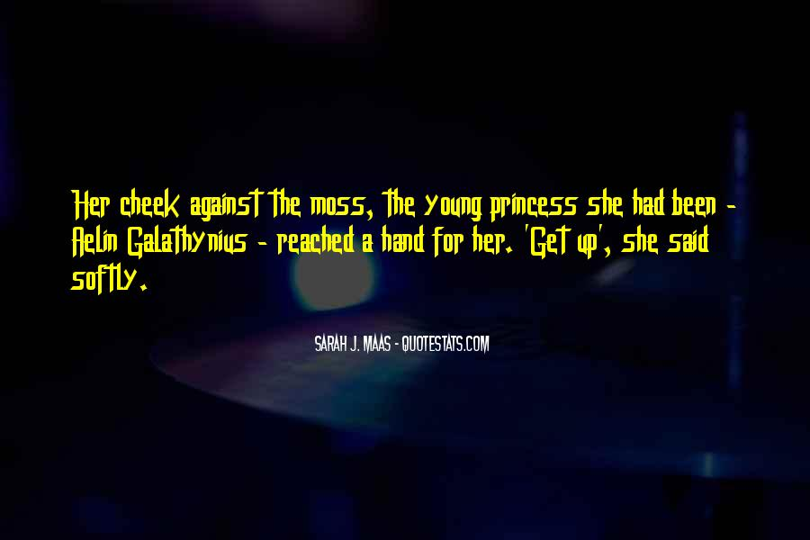 For A Princess Quotes #355663