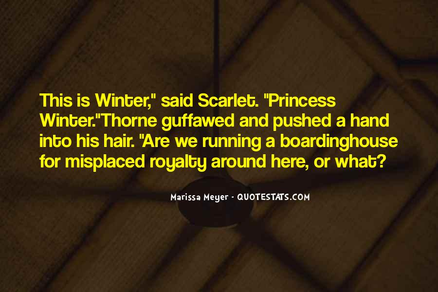 For A Princess Quotes #453885