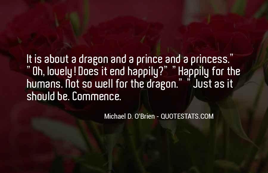 For A Princess Quotes #514426