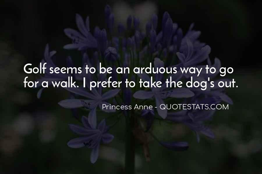 For A Princess Quotes #514518