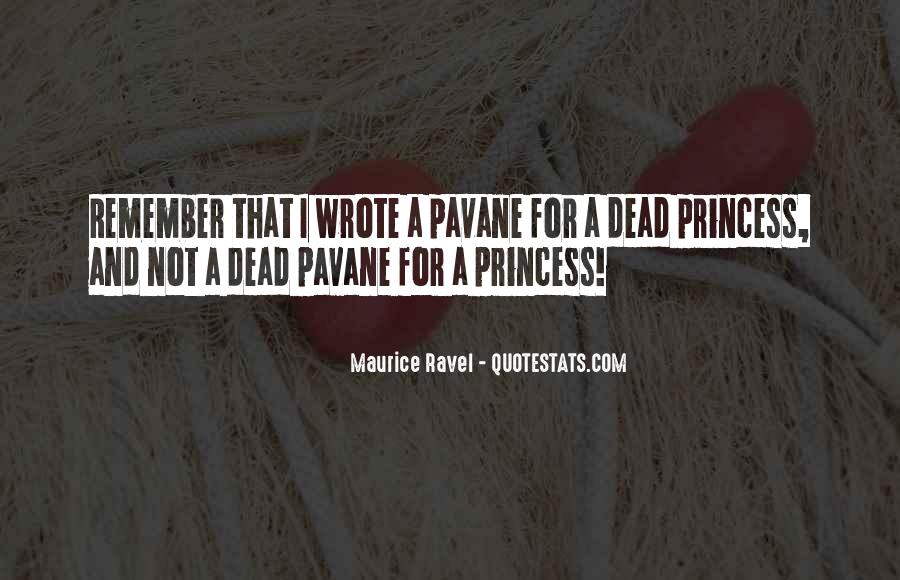 For A Princess Quotes #821984
