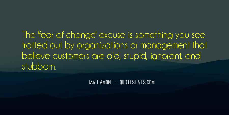 For Change Quotes #1869