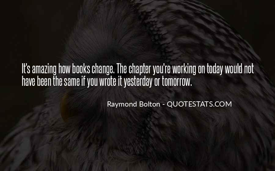 For Change Quotes #2626