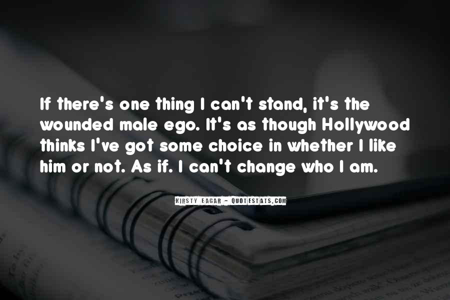 For Change Quotes #3842