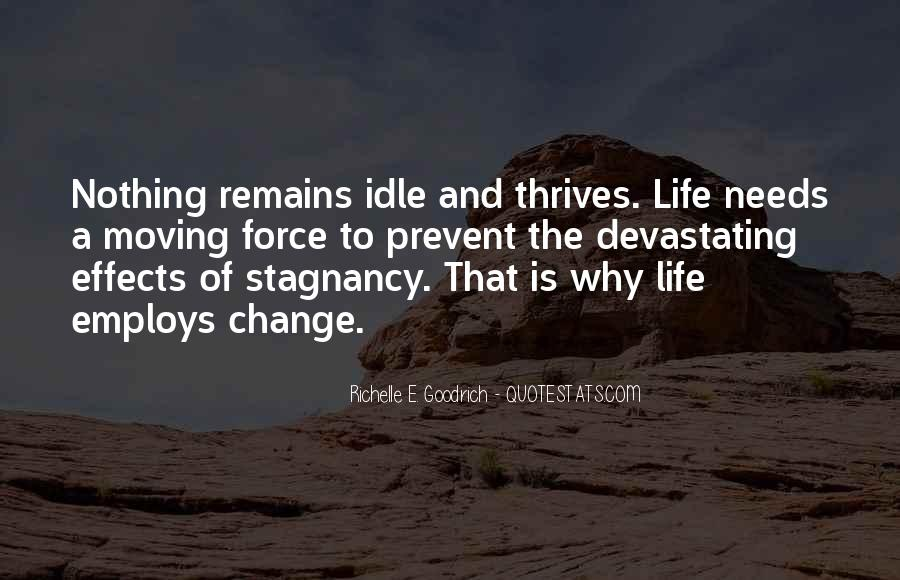 For Change Quotes #3850