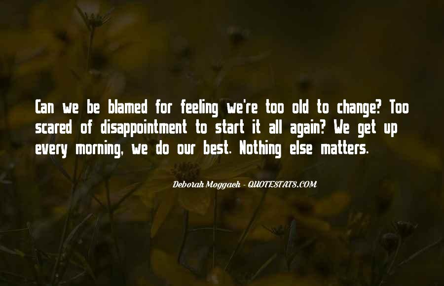 For Change Quotes #4620