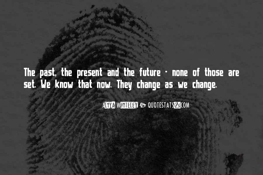 For Change Quotes #5290