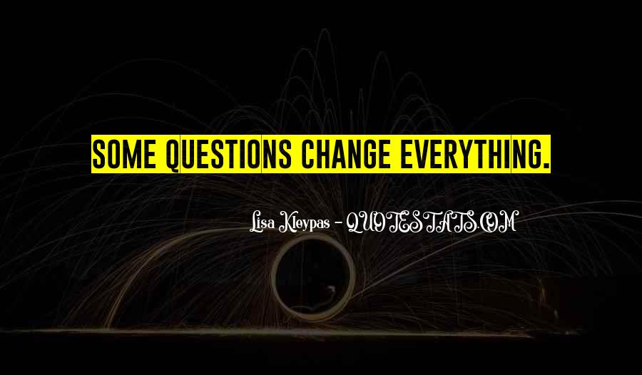For Change Quotes #5567
