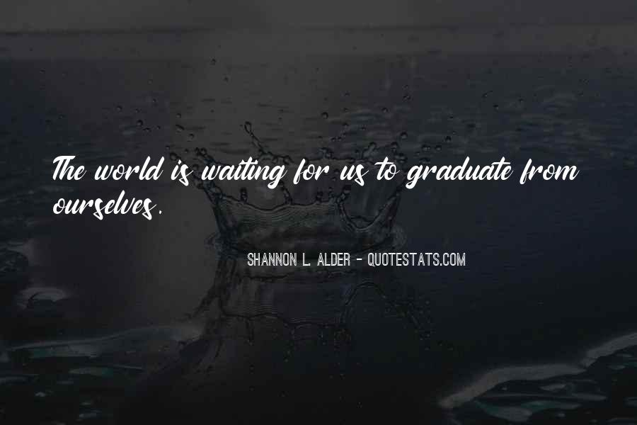For Graduation Quotes #1028031