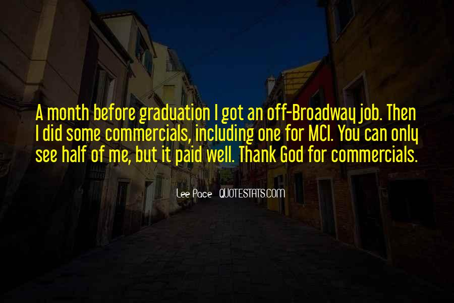 For Graduation Quotes #1531310