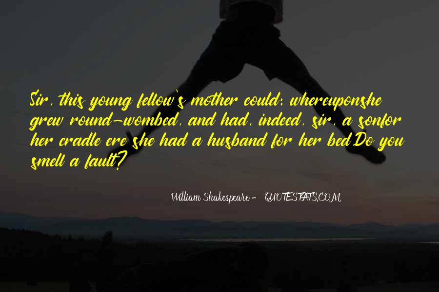 For Husband And Son Quotes #66178