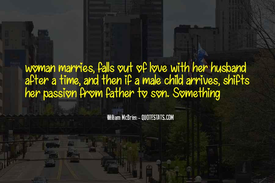 For Husband And Son Quotes #861560