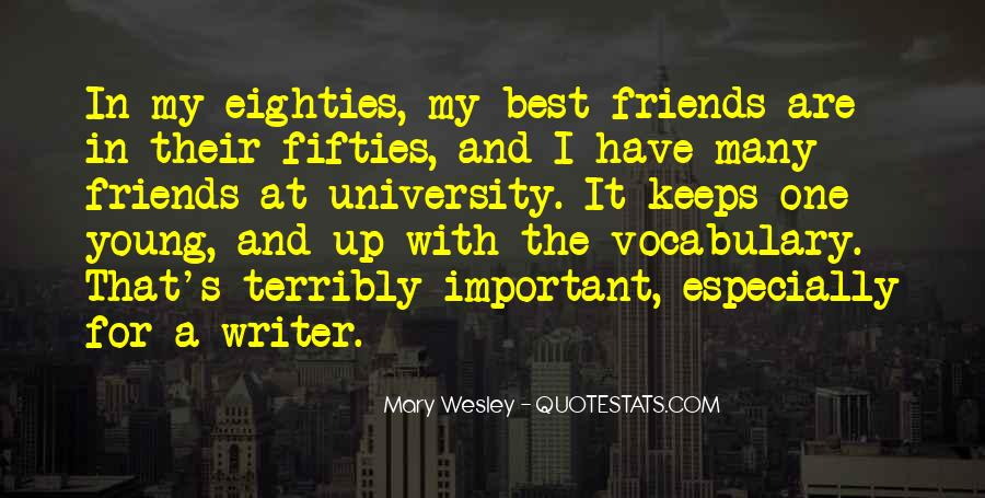 For My Best Friends Quotes #282038