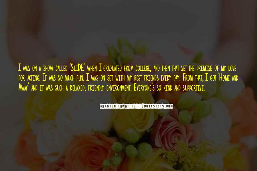 For My Best Friends Quotes #292654