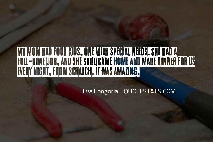 For My Special One Quotes #168956