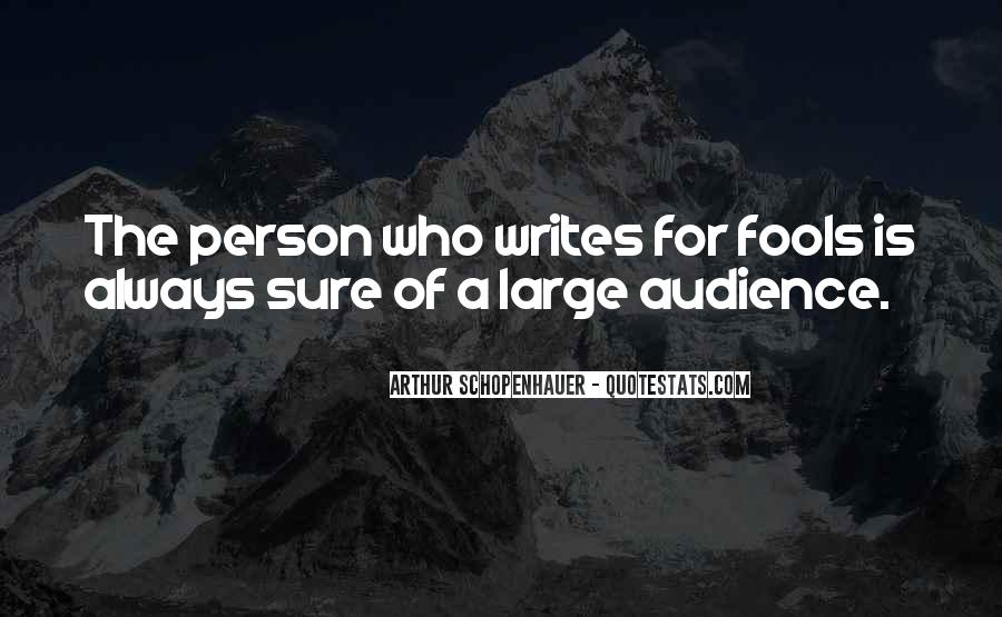 For Sure Quotes #5179